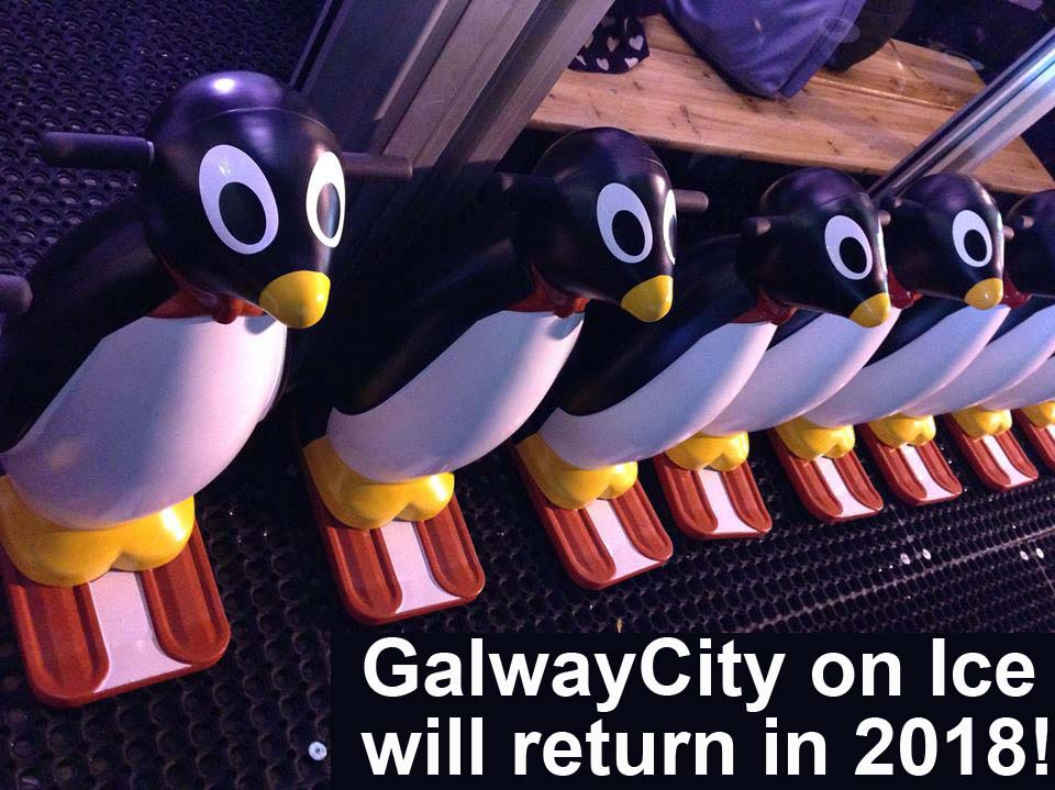 Galway City On Ice returns 2018